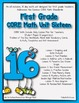 Unit 16 CORE Math for First Grade