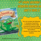 Unit 2 Week 2 Ranita The Frog Princess