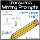Unit 2 Writing Journal Prompts Macmillan/McGraw-Hill Treas