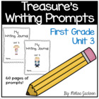 Unit 3 Writing Journal Prompts Macmillan/McGraw-Hill Treas