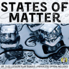 Unit Bundle: States of Matter