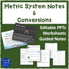 Unit: Metric Conversions, Unit Analysis, English-to-Metric
