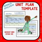 Unit Plan Template - 5 Multi-Topic Planning Guides