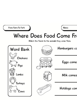 animal habitat worksheets for 2nd grade