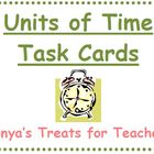Unit of Time task cards