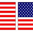 United States Flag-stickers