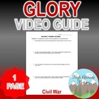 United States History: Glory Original Video Guide / Movie