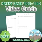 United States History: Happy Daze 1953 - 1960 Original Vid