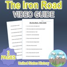 United States History: The Iron Road Original Video Guide