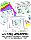 Units 1-10- Writing Through The Year for Beginning Writers