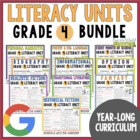 Units of Study Bundle: Grade 4 {8 Months of Reading & Writ