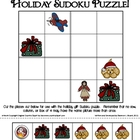 """Unwrap"" This Primary Holiday Gift Sudoku"