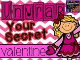 Unwrap Your Secret Valentine! {Creative Clips Digital Clipart}