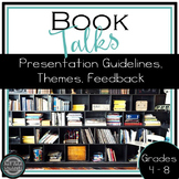Book Talks:  A Guide to Running  Successful Book Talks in