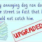 Upgrading Sentences by Using Details and Adjectives