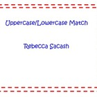 Uppercase/Lowercase Match