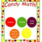 Using Candy to Graph and Reduce Fractions