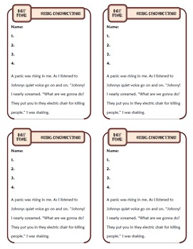Using Conjunctions: Ten-Minute Grammar Unit #22