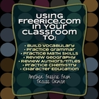 Using FreeRice.com in Your Classroom: Student Log