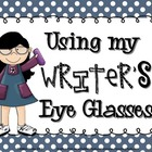 Using My Writer's Eye: I SEE Posters (Kids II)
