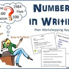 Using Numbers in Writing