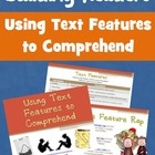 Using Text Features to Comprehend Reading Strategy PowerPoint