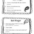 Natural Resources Bell Ringers