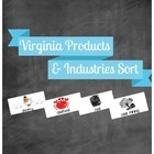VA Regions Products and Industries Sort