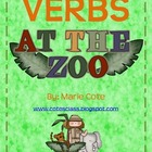 VERBS at the ZOO!