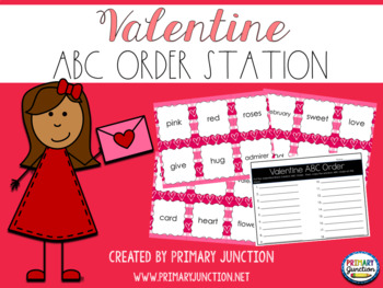 Valentine ABC Order Center