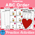 Valentine Alphabetical Order and Alphaboxes