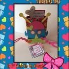 Valentine Box ... craft for kiddos cards!