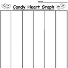 Valentine Candy Heart Graph