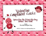 Valentine Compliment Cards