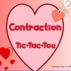 Valentine Contraction Tic-Tac-Toe