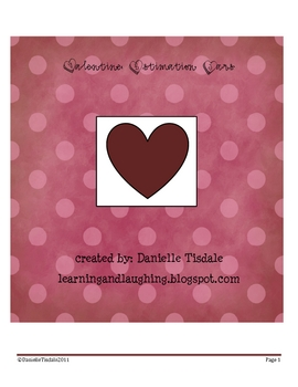 Valentine Estimation Jars