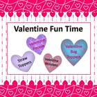 Valentine Fun Time
