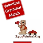 Valentine Grammar Match 
