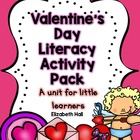 Valentine Literacy Activity Pack