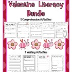 Valentine Literacy Bundle