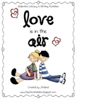 Valentine Literacy & Writing Activities