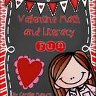 Valentine Literacy and Math Fun