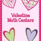 Valentine Math Center Fun