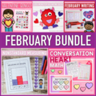 Valentine Math & Writing Fun: All You Need is LOVE!