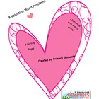 Valentine Math and Writing Fun