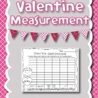 Valentine Measurement Activity!