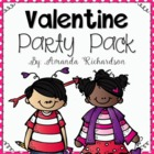 Valentine Party Planning {a party planning pack}