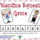 Valentine Squeeze Number Game