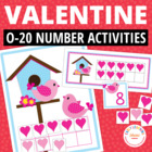 Valentine Ten Frame Match: Math Fun for Preschool and Earl