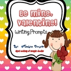 Valentine Writing Prompts